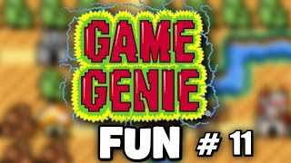 Game Genie Fun # 11