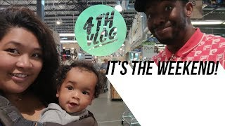 4 VLOG - Get Ready with Me | Spend the Weekend with us