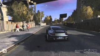 GTA 4 Gameplay Max Settings