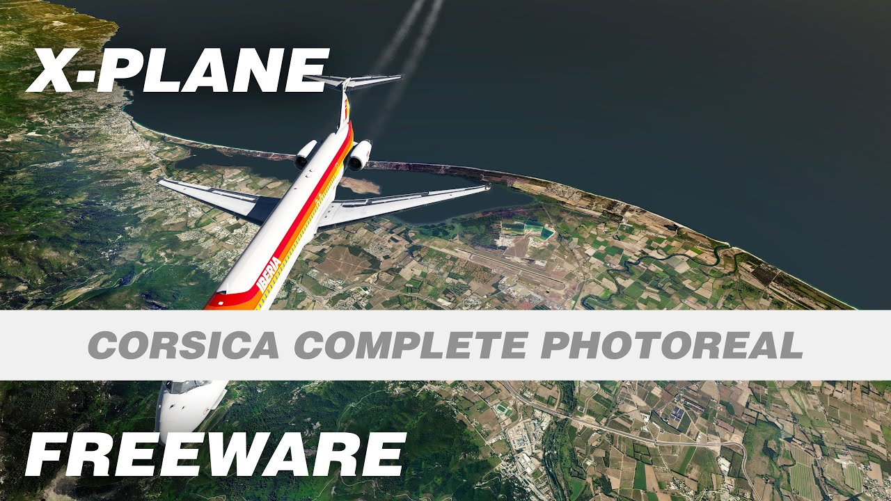 x plane 11 photoreal scenery add ons