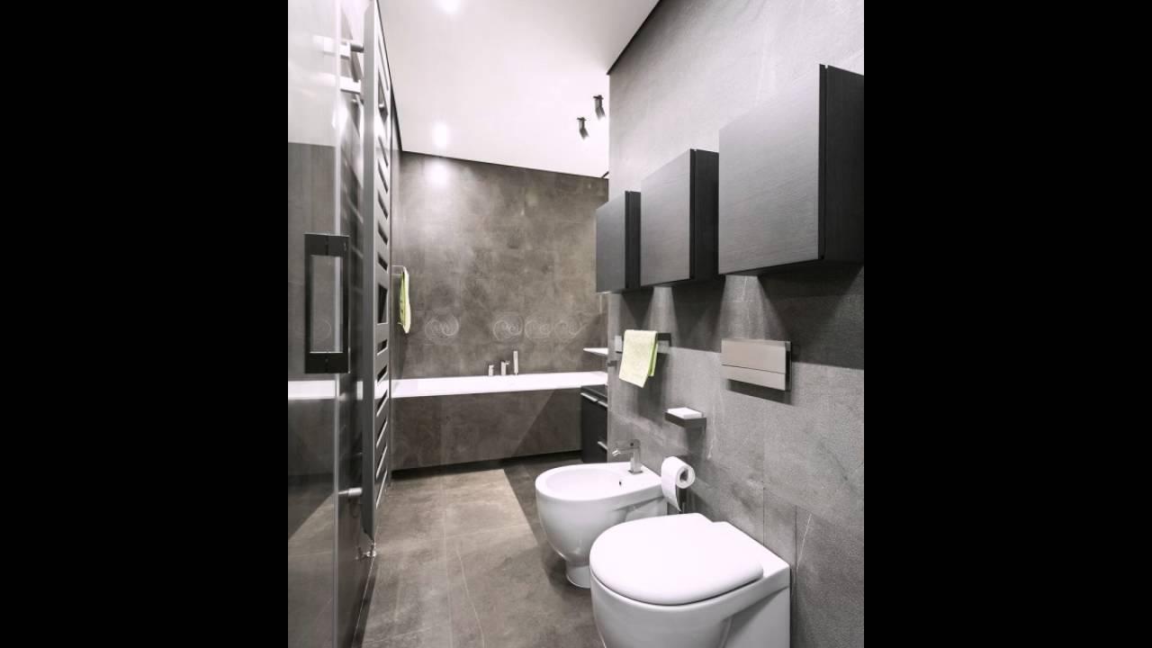 Taupe Moderne Badezimmer  YouTube