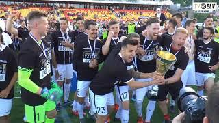 TV Elv // Nachschuss - Saarlandpokal-Finale SV Elversberg vs. 1. FC Saarbrücken 1:0