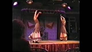 Sevillanas: aus Hotelshow Matalascanas 2003