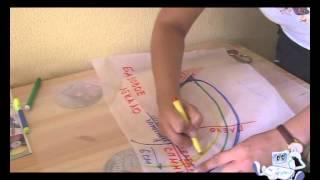 Кружевной воротник для школьной формы(Как из простого элемента вышивки создать кружевной воротник используя вышивальную программу и возможност..., 2013-10-18T08:54:51.000Z)