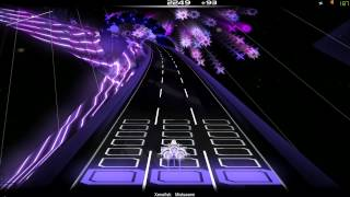 Xenofish - Mistswarm (Audiosurf)