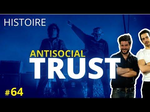 UCLA #64 : Antisocial - TRUST (feat. Rockeur Fêlé)
