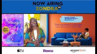 Authors Lounge Reading Bari Roberts Ross