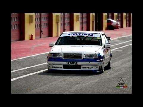 Volvo 850 R Btcc Ex Rydell On Track Youtube