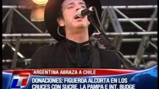 Gustavo Cerati - Deja Vu (TN Argentina 13.03.2010)