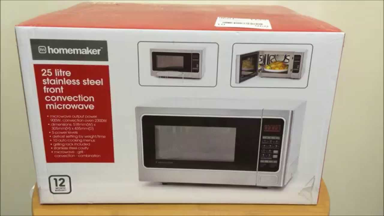 25 Litre Convection Microwave Best Price Perth