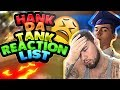 NBA 2K17 HankDaTank25 TOP PLAYER LIST REACTION!!!!