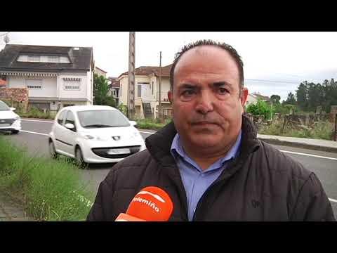 Reportaje maleza Santa Mariña do Monte 09/05/2019