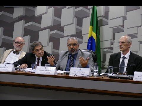 CPI da Previdência - Audiência pública - 22/05/2017