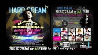 2012.7.28(sat) HARD CREAM CM (LINE OVER MIX)