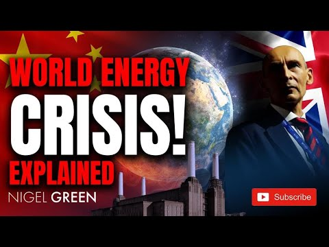 World Energy Crisis Explained - Nigel Green CEO
