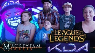 K/DA - POP/STARS  | Official Music Video - League of Legends- REACTION!!