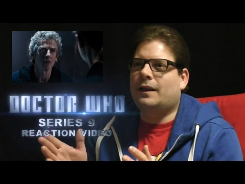 """Doctor Who Reaction - Series 9 - """"The Zygon Inversion"""""""