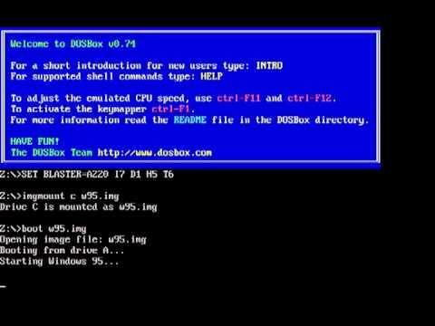 introduction a windows 95