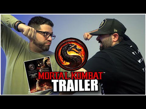 FLAWLESS !! Mortal Kombat (2021) - Official Red Band *REACTION!! - JK Bros