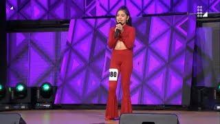 Casting De Nadja Quintanilla - SELENA  - Yo Soy Kids 2017