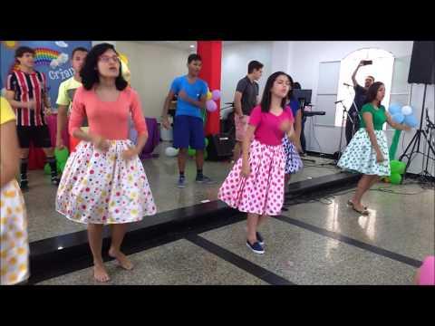 Dia das crianças - Dia de festa - Aline Barros(2015)
