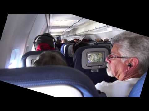 stabilized video of turbulence