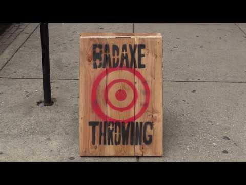 bad axe throwing youtube