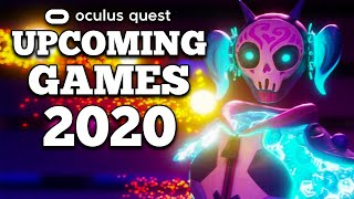 Oculus Quest New Games Coming In 2020