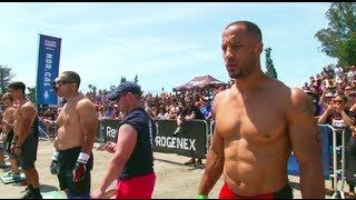 CrossFit - NorCal Regional Live Footage: Men's Event 4