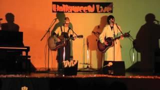 ハロウィンライブ 2015 9曲目 ハンバートハンバートの「生活の柄」です。