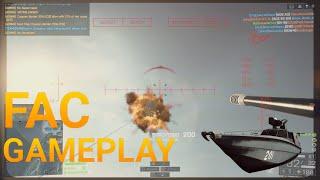 Battlefield 4, FAC (attack boat) gameplay, 72-4, 4 kpm