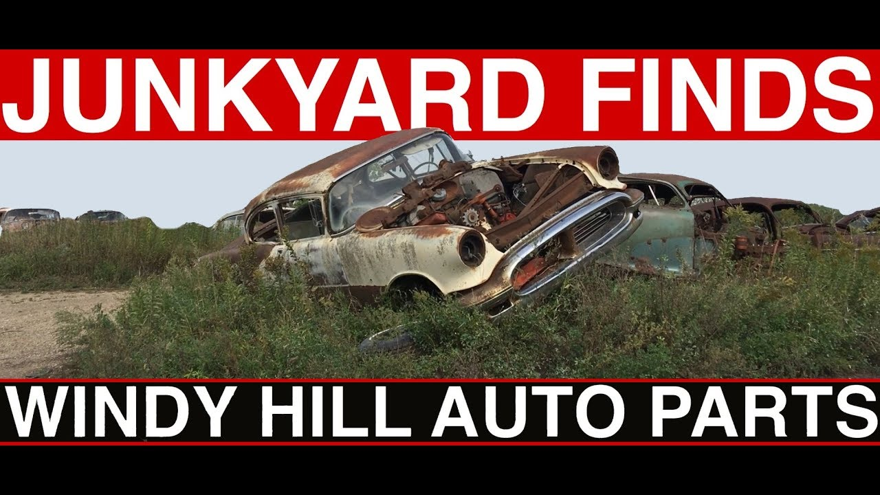 Junkyard Finds At Windy Hill Auto Parts New London Minnesota Youtube