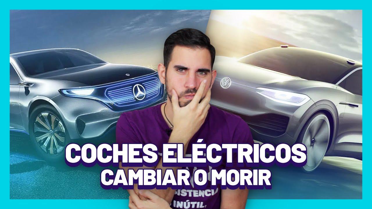 El Gran Reto del Vehículo Eléctrico para marcas como Mercedes o Volkswagen 🚘🔋 Cambiar o Morir