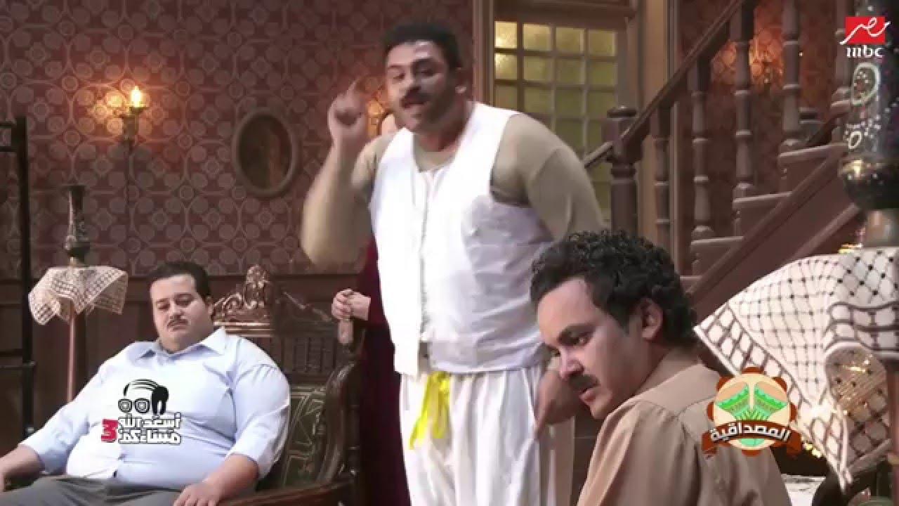 """أبو حفيظة يقدم مسلسل """" سوق العصر """" من وجة نظر قناة المصداقية"""