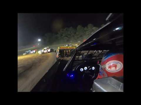 Hunter Rasdon Crowley's Ridge Raceway feature 8 30 19