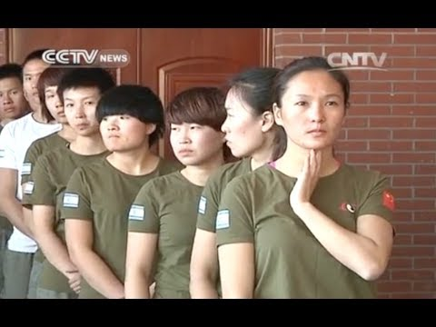 Female bodyguards on rise in China