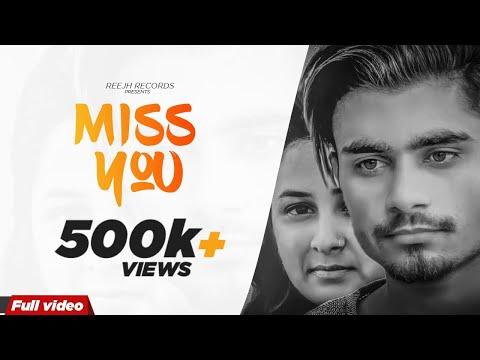 Miss U (Full Song) Nav Dolorain | New Song 2019|| Reejh Films