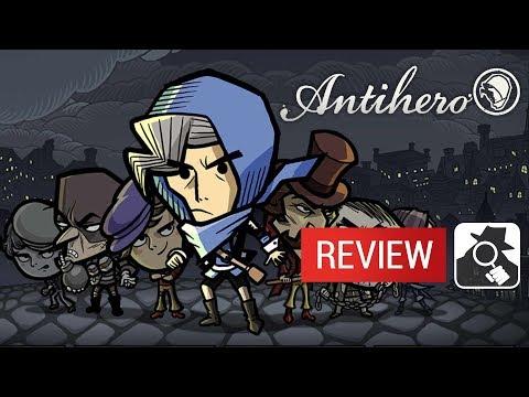 ANTIHERO | AppSpy Review