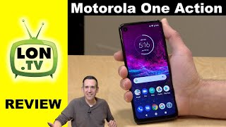 Motorola One Action Smartphone Review - Low Cost Android Phone with Wide Angle Action Camera