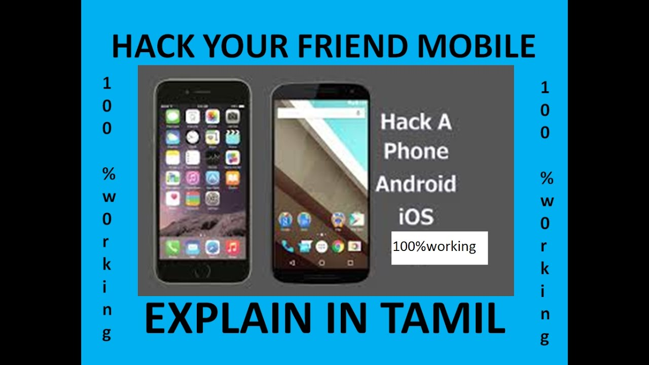 how to hack mobile