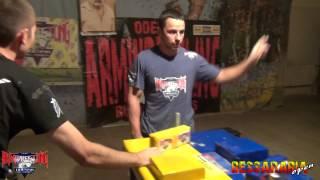Бессарабия Опен 2012 часть 3