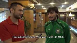 Ennakko Sievi Futsal  -Zelezarec