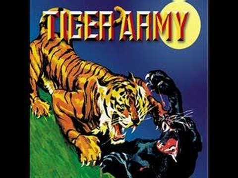 Tiger Army - Twenty Flight Rock
