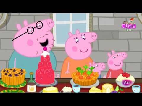 Descargar Video Peppa Pig y su castillo [Español] - Capítulo Completo