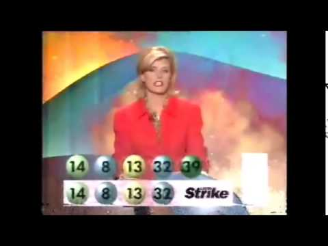 NSW Lotto Draws Compilation (1985 - 2012)