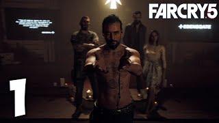Far Cry 5. Прохождение. Часть 1 (Отец Иосиф Сид)