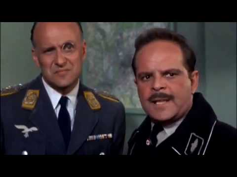 Hogan's Heroes  with Maj. Hochstetter, Col. Klink and Sgt. Schultz