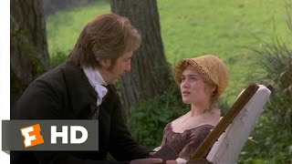 Sense And Sensibility (7/8) Movie CLIP - A Far More Pleasing Countenance (1995) HD