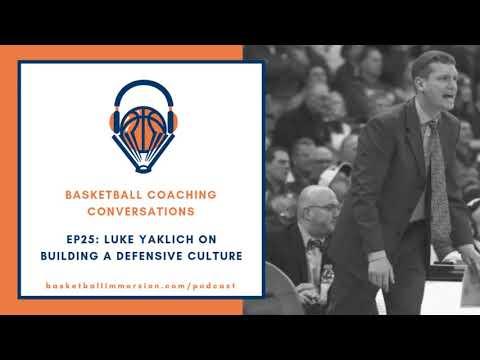 The Basketball Podcast: E25 with Luke Yaklich