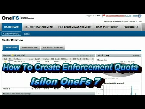 How to Configure SmartConnect Basic in Isilon OneFs 7 by san&nasTechie